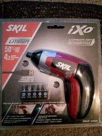 black and red Milwaukee cordless power tool Apple Valley, 92307