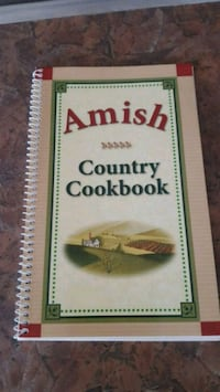Amish Cookbook Calgary, T2Z 3Y5
