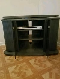 Swivel black tv stand Charles Town, 25414