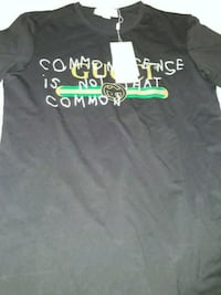 Gucci t -shirt common sense is not that common  London