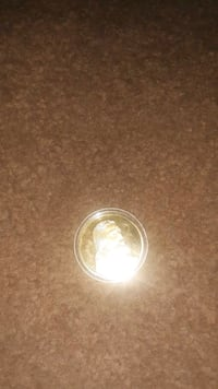 24k gold plated (Our Lord) coin Lancaster, 93534