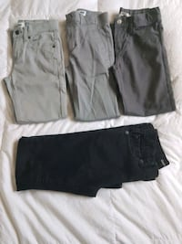 Boys Jean's Lot Great Condition some new size 7-8  all for $20  Toronto, M6N 1S1