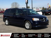 2017 Dodge Grand Caravan SXT Plus - DVD! Rear Cam!