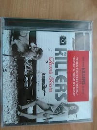 CD The Killers - Sam's Town  Madrid