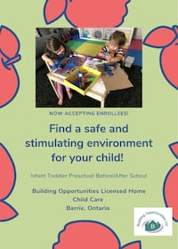 Childcare Barrie