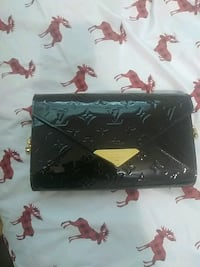 black Louis Vuitton leather wristlet Norcross, 30071