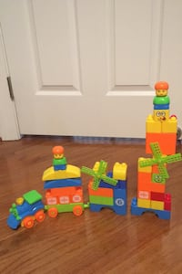 Toys - Blocks. NEGOTIABLE Frederick, 21704