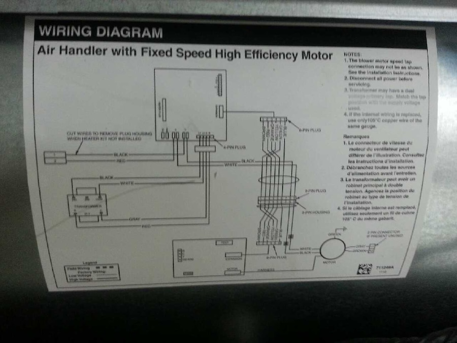 nordyne air handler wiring diagram nordyne image letgo nordyne air handler in gatesville nc on nordyne air handler wiring diagram