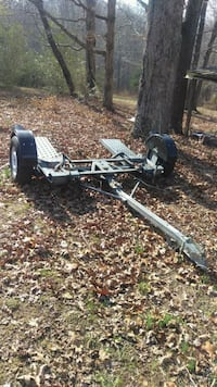 Car Dolly, New tires, new straps, LED lights, in mint condition!