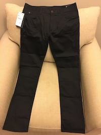 Zara Slim Fit Black Pants US 42  Mississauga, L5R