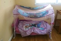 Frozen  canopy toddler bed West Columbia, 29169