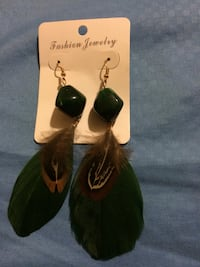 Fashion Earings  (Pick Up) Tanner, 35671