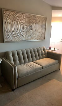 Jessica Charles Sofa with Bed inside