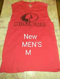 red with Mossy Oak print tank top Chillicothe, 45601