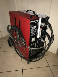 Snap on Mig Welder Muscle Mig / tig  Wire Feed, 185 amp 220 volt like new North Las Vegas