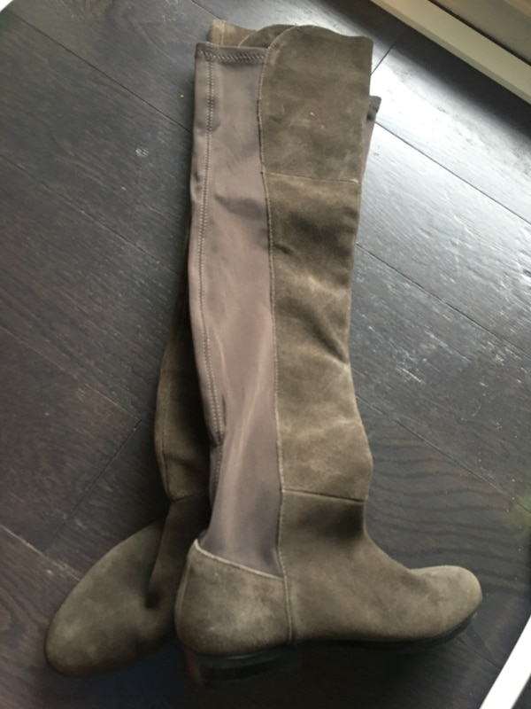 Over knee boots size 36