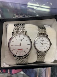Brand new watch $200 set Men &lady (Movado , Longines , Omega,) Calgary, T2B 3G1