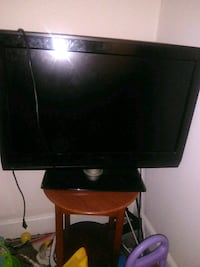black flat screen TV Durham, 27707