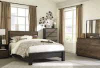 Brand New Windlore 4 Piece Bedroom Set for Sale in Baltimore Baltimore, 21201