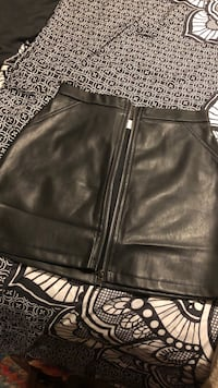 Fake leather skirt  Lethbridge, T1J 1X4