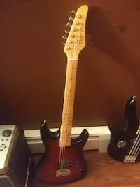 Viper 6 string right-handed electric guitar