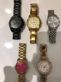 Micheal kors watches Pointe-Claire, H9R 1P3