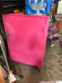 Painted locker, perfect for teen/ college dorm storage!! Alexandria, 22307