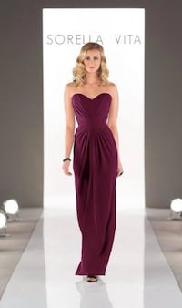 Bridesmaid dress Mississauga, L5C 3A5