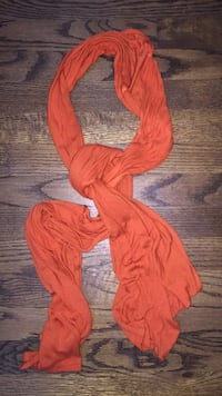 Orange long Scarf Springfield, 22150
