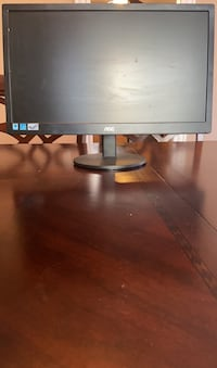 "Mint condition 19"" AOC Computer Monitor"