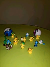 Pokemon figures Calgary, T3K