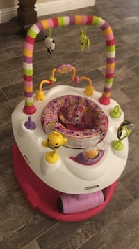 baby's white and pink activity saucer Salinas, 93906