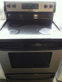 black and gray induction range oven Jacksonville, 28546