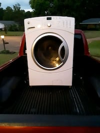 front load GE washer