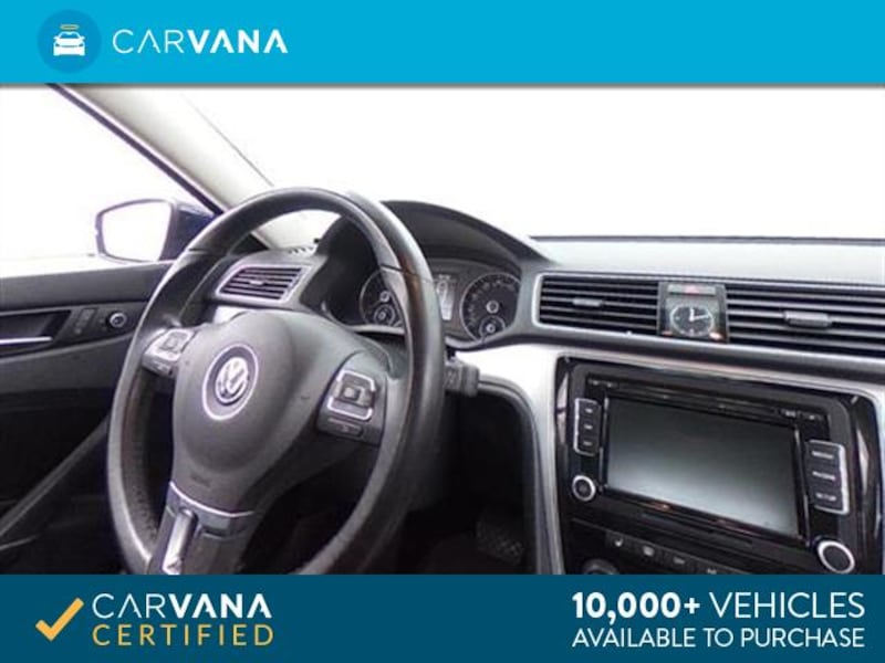 2013 VW Volkswagen Passat sedan TDI SE Sedan 4D Blue <br /> 3affb602-a054-4bb2-8fc0-7cd5c8cc170c