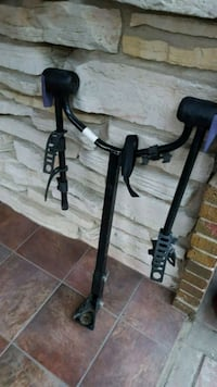 Voyager bicycle rack Addison, 60101