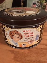 Mr:Coffee Collectible Tin Gainesville, 20155