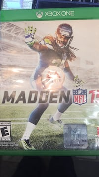 xbox one madden nfl 15 Dover, 19901