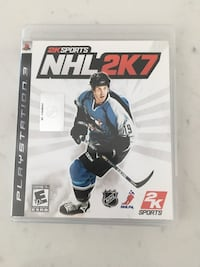 NHL 2k7 for PS3 Whitby