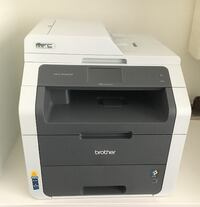 Brother MFC-9130CW Wireless Color All-in-One Laser Printer SANFRANCISCO