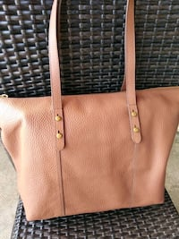 Tote bag Michael Kors in pelle marrone Alessandria
