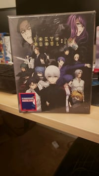 Tokyo Ghoul re part 2 limited collector's edition SEALED Woodbridge, 22191