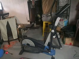 Elliptical Trainer - Brand: Free Spirit