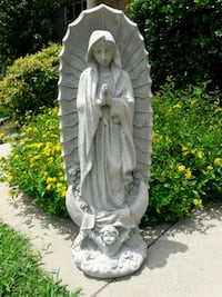 New Item Cement Our Lady of Guadalupe  Arlington, 76017
