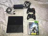 Xbox 350 Elite good condition w/ games + 2 controllers Los Angeles, 90230