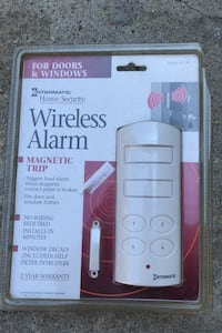 Wireless Alarm for door or window Springfield, 22150