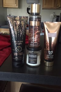 Mixed Bath& body works /Victoria Secret Body bundle! Read description! Detroit, 48202