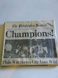 Philadelphia Inquirer Red Hill, 18076