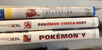 three assorted Xbox 360 game cases Laval, H7S 2M7