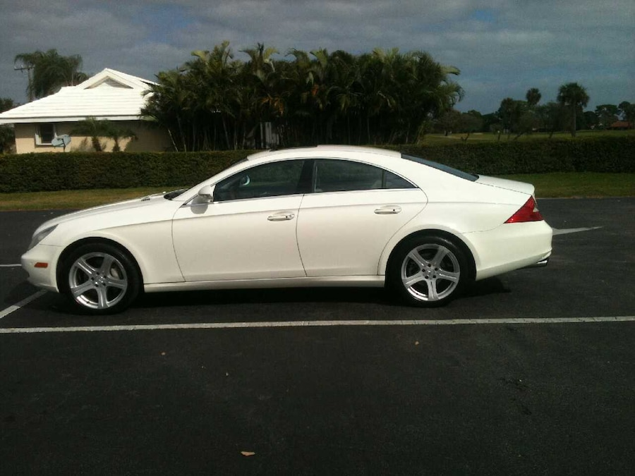 Used 2006 mercedes cls500 in port st lucie for Mercedes benz of port st lucie